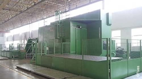 Fives metal cutting composites POWERMILL H-1-FIVES