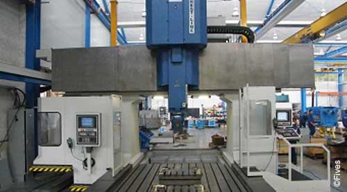 Fives metal cutting composites forts line modumill2-FIVES
