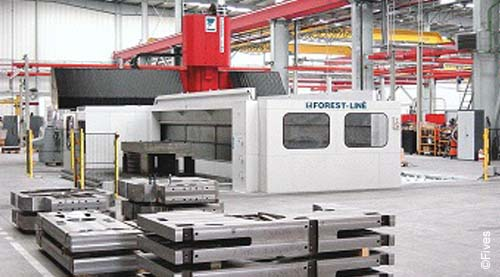 Fives metal cutting composites forts line modumill4-FIVES