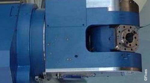 Fives metal cutting composites powermill ti 3-FIVES