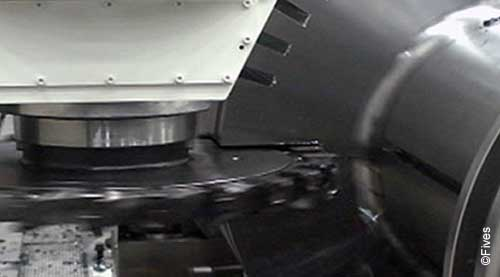 FTR with slotter attachment machining rotors