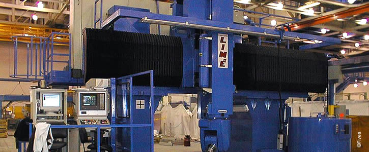 Line Machines Gicamill Aero 1 725 300-FIVES