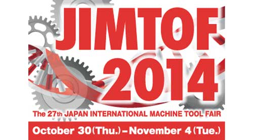 Fives metal cutting composites event JIMTOF 2014-FIVES