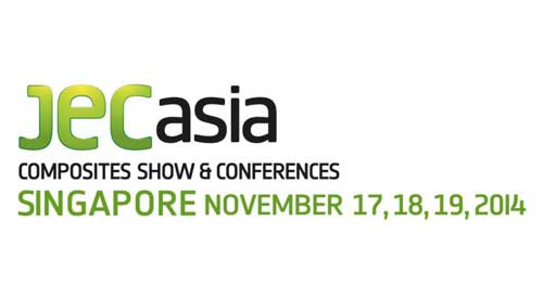 Fives metal cutting composites events JECasia singapore 2014-FIVES