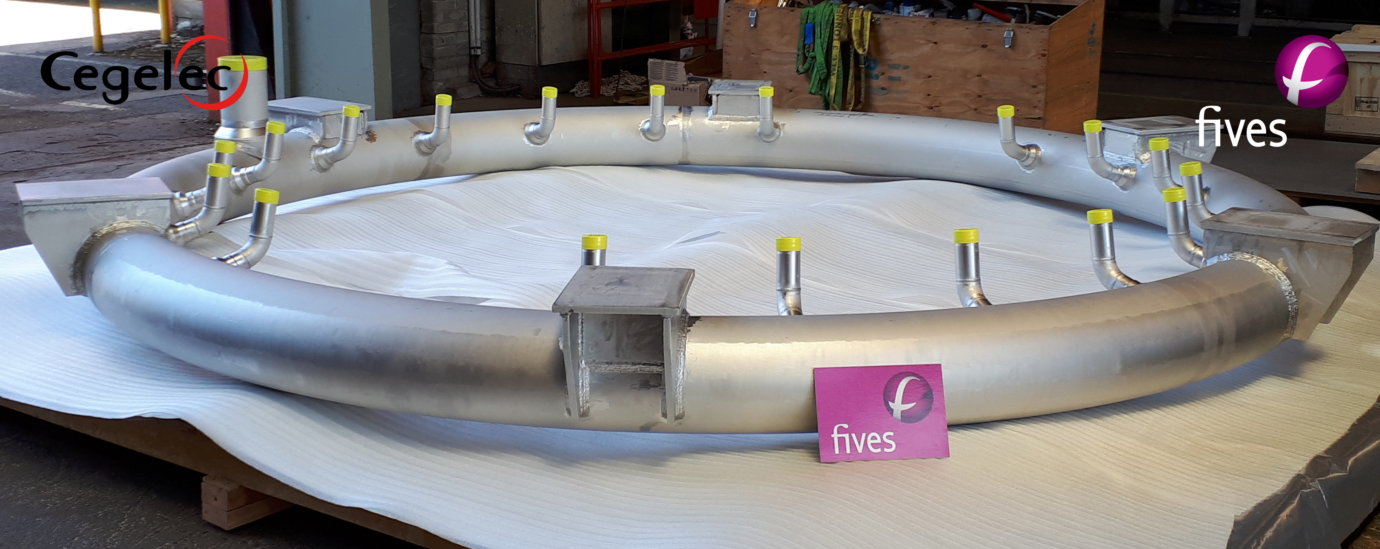 Fives Nordon Tore Ariane 6-FIVES