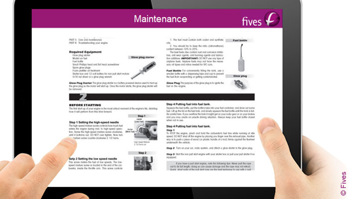 Smart maintenance offer from Fives