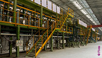 NeoKoil®, hot annealing and pickling line