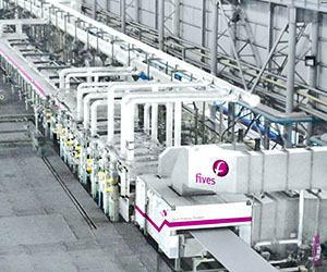Continuous pickling line for carbon steels