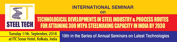 Steel Tech seminar in India