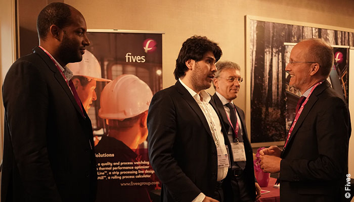 Fives at Future Steel Forum 2018