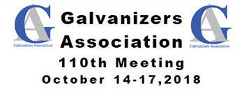 Galvanizers Association Meeting