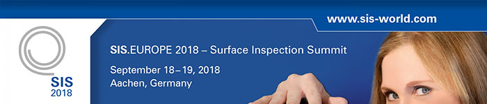 Surface Inspection Summit (SIS) Europe