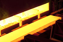 Slab reheating with Stein Digit@l Furnace®