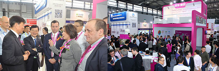 Fives at Shanghai Metallurgy Expo 2015