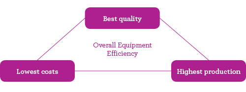 Consulting: quality, cost reduction & high production