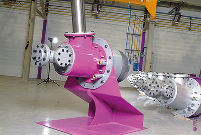 AdvanTek® burners for radiant tube furnaces