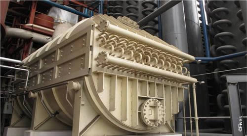 Sugar BioEnergy massecuite reheater-FIVES