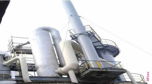 Sugar Bioenergy Direct contact heater by carbonatation vapor-FIVES