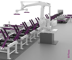 Robopack, automatic packaging machine